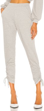 Evette Jogger in Grey. - size L (also in M)