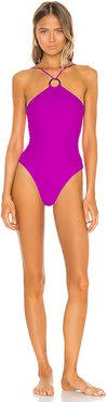 Billie One Piece in Fuchsia. - size XL (also in L,M,S,XS,XXS)