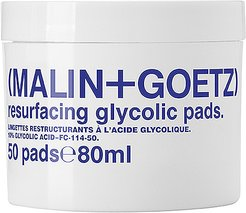 Resurfacing Glycolic Acid Pads in Beauty: NA.