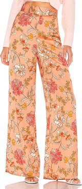 Angie Pant in Orange. - size S (also in XS)