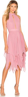 x REVOLVE Andrea Dress in Pink. - size XS (also in XXS)