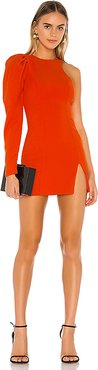x REVOLVE Laise Mini Dress in Red. - size XL (also in L,XS)