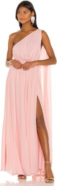 x REVOLVE Vella Gown in Pink. - size XS (also in L,M,S,XL,XXS)