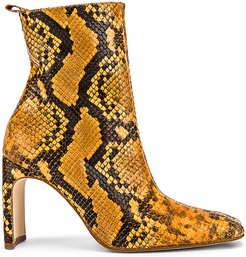 Marcelle Bootie in Yellow. - size 37 (also in 35,36,38,39,40)