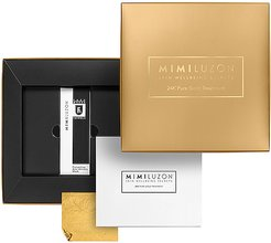 24K Pure Gold Treatment Mask 4 Pack in Beauty: NA.