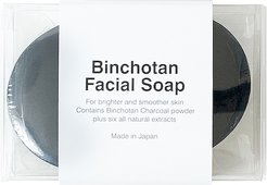 Binchotan Charcoal Facial Soap in Beauty: NA.