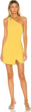 x Naven Tessie Dress in Yellow. - size M (also in XS)