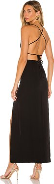 Prosecco Gown in Black. - size M (also in XS,XL)