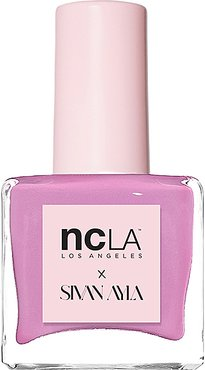 x Sivan Nail Lacquer in Rose Spritz.