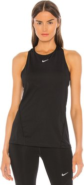 NP Tank All Over in Black. - size XS (also in S)