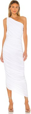 X REVOLVE Diana Gown in White. - size XS (also in M,S)