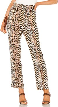 Luma Pant in Brown. - size M (also in L,S)