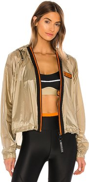 Level Up Jacket in Tan. - size XS (also in S)