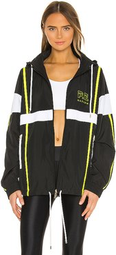Power Forward Jacket in Black. - size XS (also in S)
