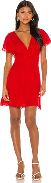 Katie Dress in Red. - size 2 (also in 0,4)