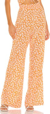 Honey Pant in Orange. - size XXS (also in XS)