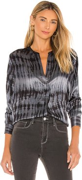 Pearl Top in Black,Grey. - size M (also in S,XS)