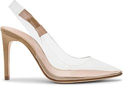 Forte Heel in Beige. - size 9 (also in 6,8,8.5)
