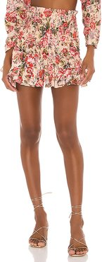 X REVOLVE Skirt in Pink. - size 38/6 (also in 34/2,36/4,40/8,42/10)