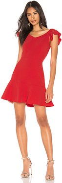 Kennedy Dress in Red. - size 4 (also in 2)
