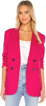 Cape Cod Blazer in Pink. - size M (also in XS,S,L)