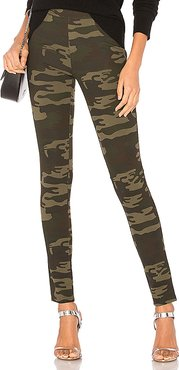 Grease Legging in Green. - size S (also in XS)