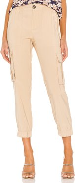 The Harmony Pant in Tan. - size 24 (also in 25,26,27,28,29,30)