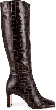 Diasy Boot in Brown. - size 6 (also in 5.5,6.5,7,8,8.5,9)