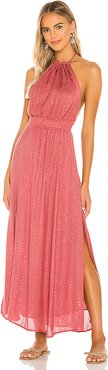 Lauriana Dress in Mauve. - size M/L (also in XS/S)