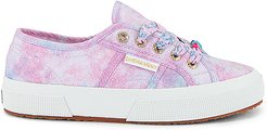x LoveShackFancy 2750 Sneaker in Pink. - size 8 (also in 6.5,7.5,8.5,9,9.5)