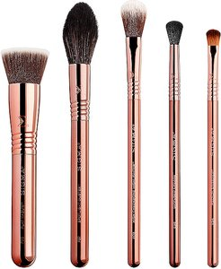 Cor-De-Rosa Iconic Brush Set in Beauty: NA.