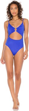 Esme One Piece in Royal. - size XS (also in S,M)