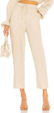 Samson Pant in Neutral. - size S (also in L,M)