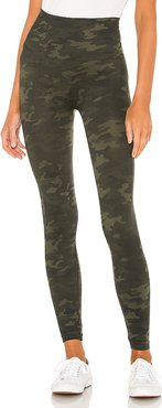 Look At Me Now Seamless Legging in Green. - size S (also in XS,M)