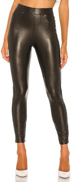 Like Leather Skinny Pant in Black. - size XS (also in L,M,S)
