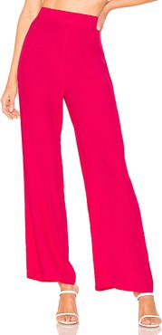 Clara Kick Flare Pants in Pink. - size XXS (also in XS)
