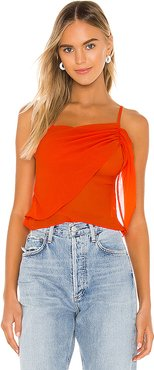 Abbey Ruched Cami Top