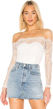 Rivka Off Shoulder Bodysuit