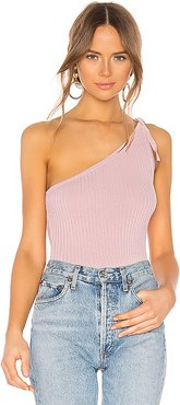 Lainey One Shoulder Top