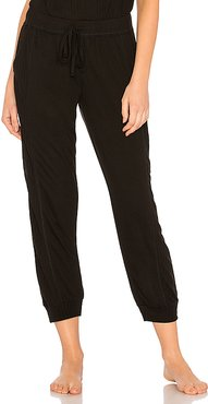 Crop Pant in Black. - size S (also in M)