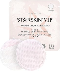 VIP 7-Second Luxury All-Day Mask Pad 18 Pack in Beauty: NA.