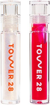 Lip Jelly Duo in MAGIC & XOXO.