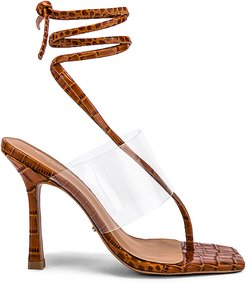 Francis Sandal in Brown. - size 7 (also in 6,6.5,7.5,8,8.5,9)