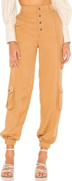 Phillie Pants in Tan. - size XXS (also in L)