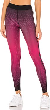Ultra Cadence Legging in Black,Pink,Blue. - size XS (also in M,XXS)
