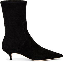 Fiana Bootie in Black. - size 8 (also in 10,5,6,6.5,7,7.5,8.5,9)