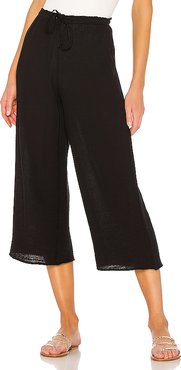 Rayvn Culotte in Black. - size S (also in M)