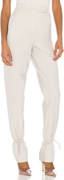 Parachute Two Way Pant in Taupe. - size M (also in L,S,XS)
