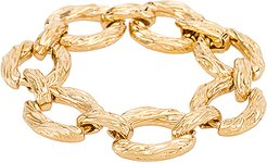 Lucina Bracelet in Metallic Gold.