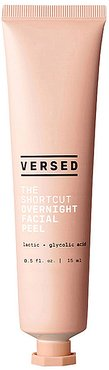 Mini The Shortcut Overnight Facial Peel in Beauty: NA.